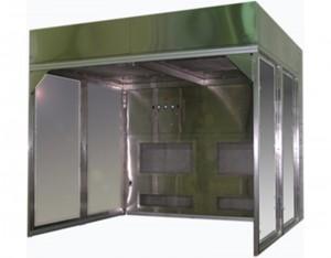 Powder dispensing booth manufacturers in Chennai
