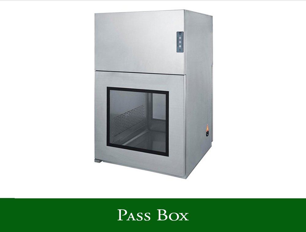 Static Pass Box, Dynamic Pass Box