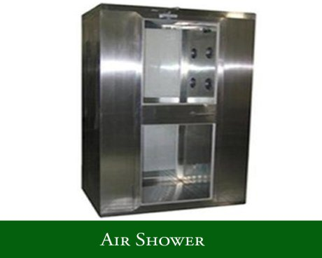 Air Shower Manufacturers, Air Shower Supplier