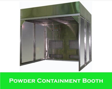 Dispensing Booth Pharmaceutical Industries