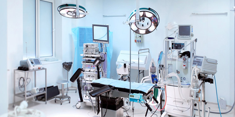 MODULAR OPERATION THEATRE IN COIMBATORE